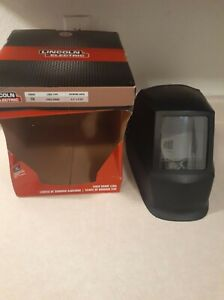 Lincoln Electric Basic Welding Helmet With No 10 Lens