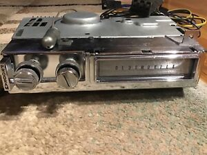 1968 1969 1970 1971 1972 Oldsmobile Cutlass 442 8 Track Player Restored