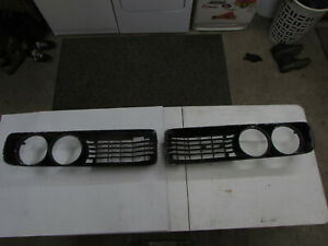 1972 Dodge Charger Rallye Grille Pair Left And Right