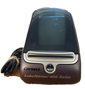 Dymo Labelwriter 400 Turbo Thermal Printer 93176 No Power Supply With Labels