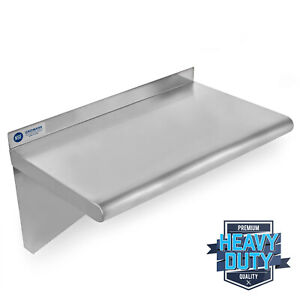 Open Box Stainless Steel Kitchen Shelf Restaurant Shelving 18 X 24