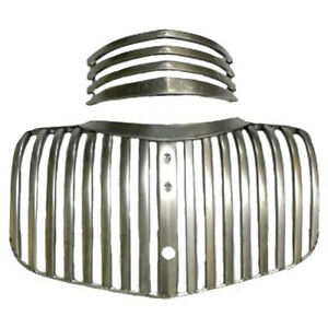 1941 1946 Grille Non Chrome Upper And Lower Sections Chevrolet Pickup big Truck