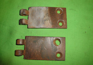 1930 31 Model A Ford Original Roadster Door Hinge Pieces 28 29 Ford