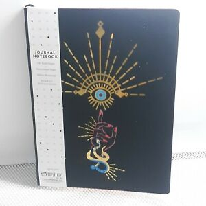 Hamsa Hand Logo Hand Writing Journal 240 Lined Page Notebook Soft Cover Moleskin