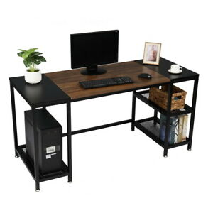 59 Inch Large Computer Desk Gaming Laptop Table Workstation Home Office Pc Table