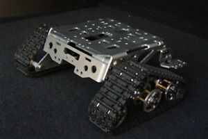 Intelligent Tank Chassis Tracked Chassis Tile Chassis Robot Chassis Diy Assemble