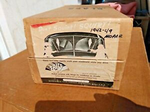1942 1946 1947 1948 Nos Mopar Plymouth Trico Windshield Washer Kit