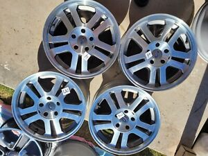 2005 2009 Ford Mustang 17 Factory Oem Wheels Rims Set Of4 Free Shipping Read