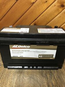 Acdelco Gold Professional 42 Month Battery 94r pg 94r 88865934 New
