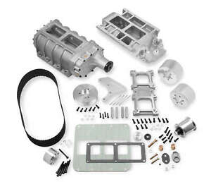 Weiand 7583 6 71 Street Supercharger Kit For Big Block Chevy standard Deck 1