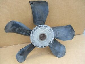 1984 1985 Buick Grand National 3 8 Turbo Engine Cooling Fan Oem