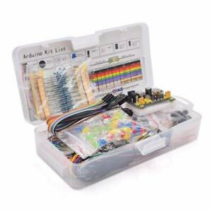 830 Breadboard Cable Resistor Electronics Component Starter Kit Arduino Qfekg