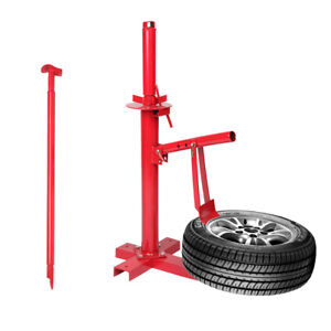 Portable Manual Tire Changer Hand Bead Breaker Mounting Tool For 8 To 16 Tires