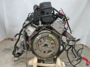 4 8 Liter Engine Motor Ly2 Gm Gmc Chevy 71k Complete Drop Out Ls Swap