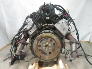 6 0 Liter Engine Motor Lq9 Gm Chevy 72k Complete Drop Out Ls Swap