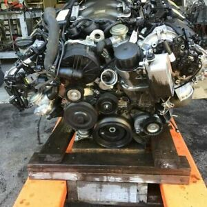 2006 2007 2008 2009 Mercedes E350 Rwd Engine Motor 211 Type Drive Tested
