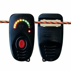 Electric Fence Line Tester Electric Fence Voltage Tester High Voltage Test Patio