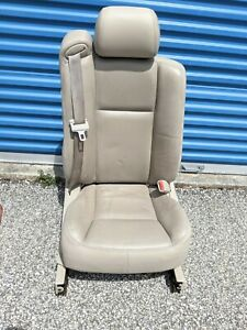 2003 2007 Cadillac Cts Front Right Side Seat Assembly Tan Oem Tested