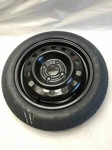 2011 2019 Ford Fiesta 15 Emergency Compact Spare Tire15x4 Steel T125 80 D15