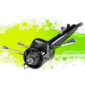 30 Ss Black Coated Hot Rod Tilt Shift Automatic At Steering Column For Gm 55 59