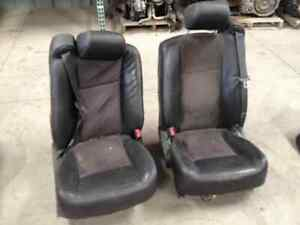 05 Cadillac Cts V Series Front Electric Seats Right Seat Bent Trim 195 Aq9