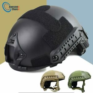 Quality Military Tactical Helmet Fast PJ Cover Casco Airsoft Helmet Sports $39.78