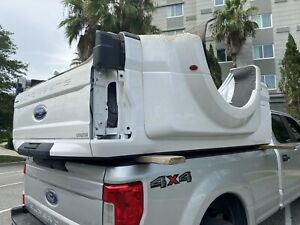 2017 2020 Ford Oem F350 Aluminum Dually 8ft Long Bed Lights Tailgate Rear Bumper