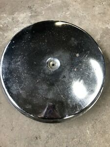 Mid 50s Up To 1962 Corvette Air Cleaner Assembly Used