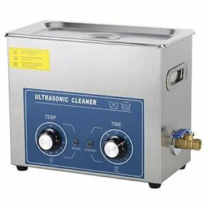 Cgoldenwall 6l Commercial Ultrasonic Cleaner 110v Rosin Pcb Electr From Japan
