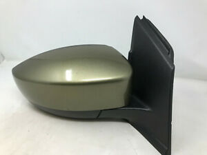2013 2016 Ford Escape Passenger Side View Power Door Mirror Green Oem G513003