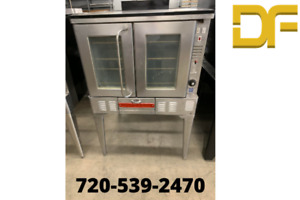 Blodgett Fa 100 Gas Fired Convection Oven