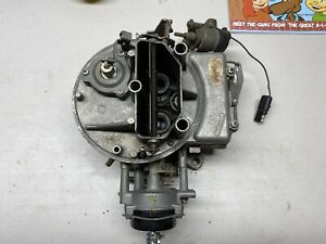 Original Ford Motorcraft 2 Barrel Carburetor Used
