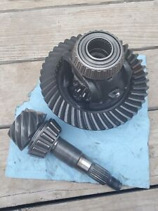 1997 Toyota 4runner Front Differential Carrier gear Ratio 4 30