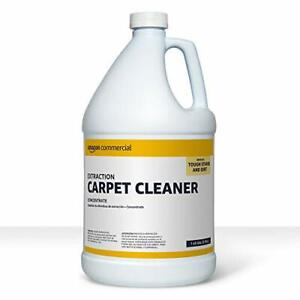 Commercial Extraction Carpet Cleaner 1 gallon 2 pack New