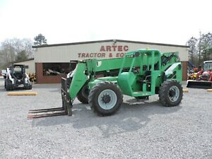2014 Skytrak 8042 Telescopic Forklift Watch Video Only 2170 Hours