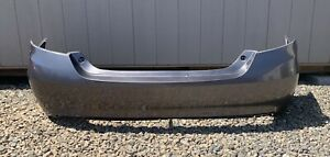 2015 2016 2017 Toyota Camry Rear Bumper Cover Oem 52159 06390 Gray Color