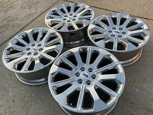 22 2021 Ford F150 Limited Expedition Oem Factory Stock Wheels Rims Platinum