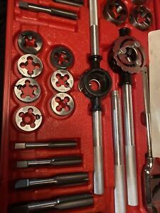Snap On Td9902a Tap And Die Set Like New great Condition
