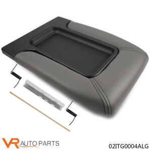 Center Console Lid Arm Rest Latch For 99 07 Chevy Silverado Gm Oe Part 19127364