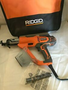 Ridgid R6791 1 3in Drywall And Deck Collated 6 5 Amp Screwdriver Screwgun N