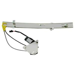 Power Window Regulator With Motor Rear Passenger Side For Jeep Liberty 02 03 04