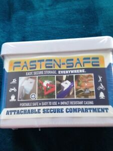 Keep Your Valuables Safe Portable Secure Easy To Use Storage Fasten safe