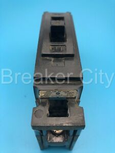 Ge Tef113015 15 Amp 1 Pole Type Tef Circuit Breaker 277vac Ships Today Free