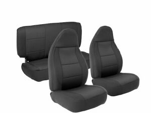 Seat Cover Smittybilt 5crq34 For Jeep Tj Wrangler 1997 2002 1998 1999 2000 2001