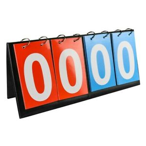 Scoreboard Competition For Table Tennis Basketball Football Portable Folding C $24.19