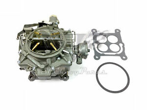 1962 1965 Chevy 409 4bbl Rochester Carburetor 7020024 Remanufactured
