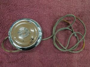 1941 Ford Deluxe Horn Button Assembly Nice Original