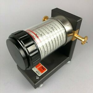 Hughes 45714h 1000 Waveguide Direct Reading Frequency Meter 50 To 75 Ghz