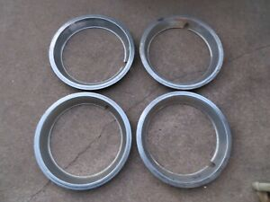 Chevy Truck 15 Inch Trim Rings Used