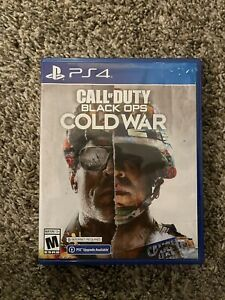 Call of Duty: Black Ops Cold War Sony PlayStation 4 $45.00